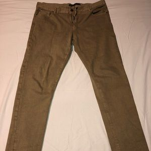 Other - Men's Skinny Straight Khaki Jeans